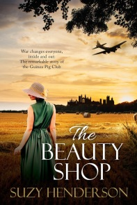 The Beauty Shop Cover LARGE EBOOK