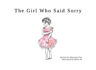 The Girl Who Said Sorry