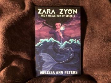 Zara Zyon & a Maelstrome of Secrets - own picture