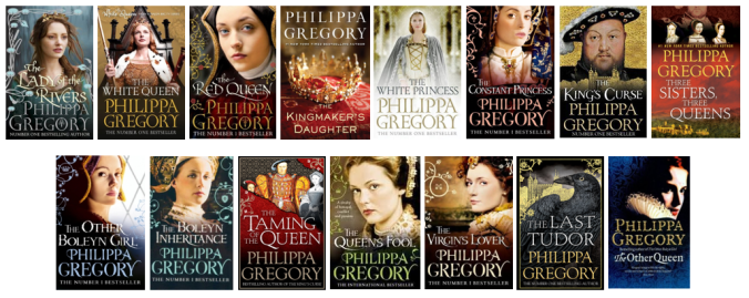 The Plantagenet and Tudor Novels Series #2