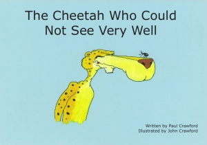 The Cheetah Who Could Not See Very Well