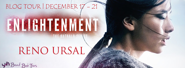 Enlightenment tour banner