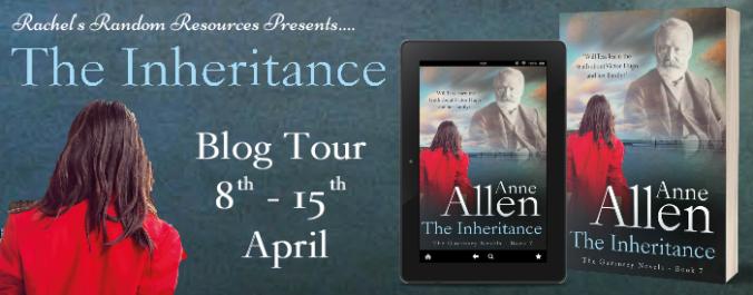 The Inheritance banner