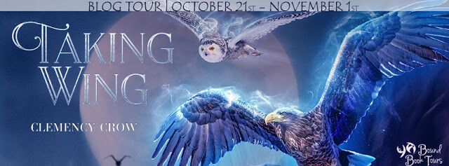 Taking Wing banner