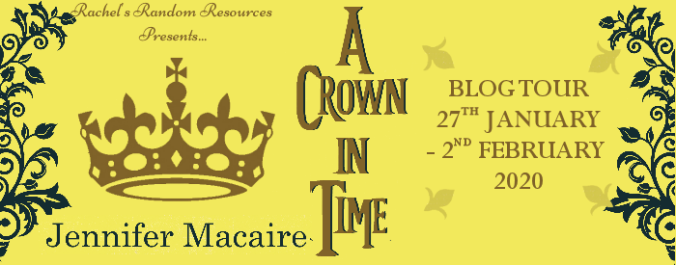 A Crown in Time banner