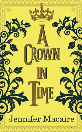 A Crown in Time cover