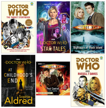 Doctor Who Round Up Reviews