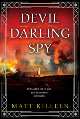 Cover of Devil Darling Spy