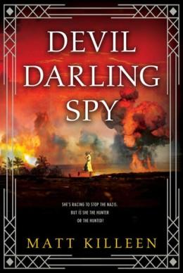 Cover of Devil Darling Spy